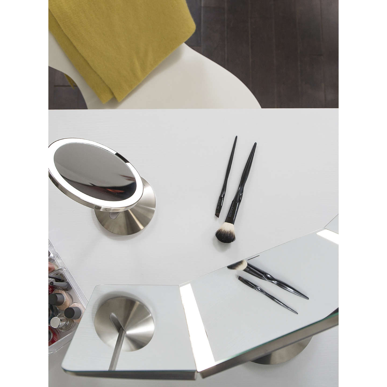 Simplehuman Wide View Sensor Mirror At Johnlewis Com