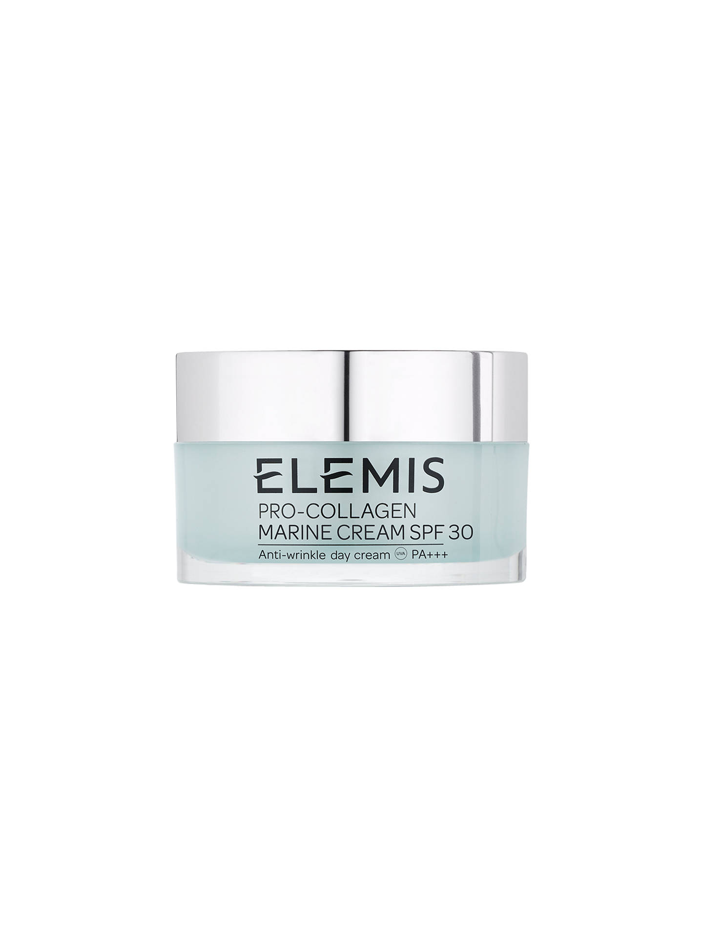 Buy Elemis Pro-Collagen Marine Cream SPF 30 Anti-Wrinkle Day Cream, 50ml Online at johnlewis.com