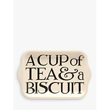 Buy Emma Bridgewater Black Toast Biscuit Tray Online at johnlewis.com