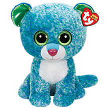 Buy Ty Leona Boo Soft Toy, Large Online at johnlewis.com
