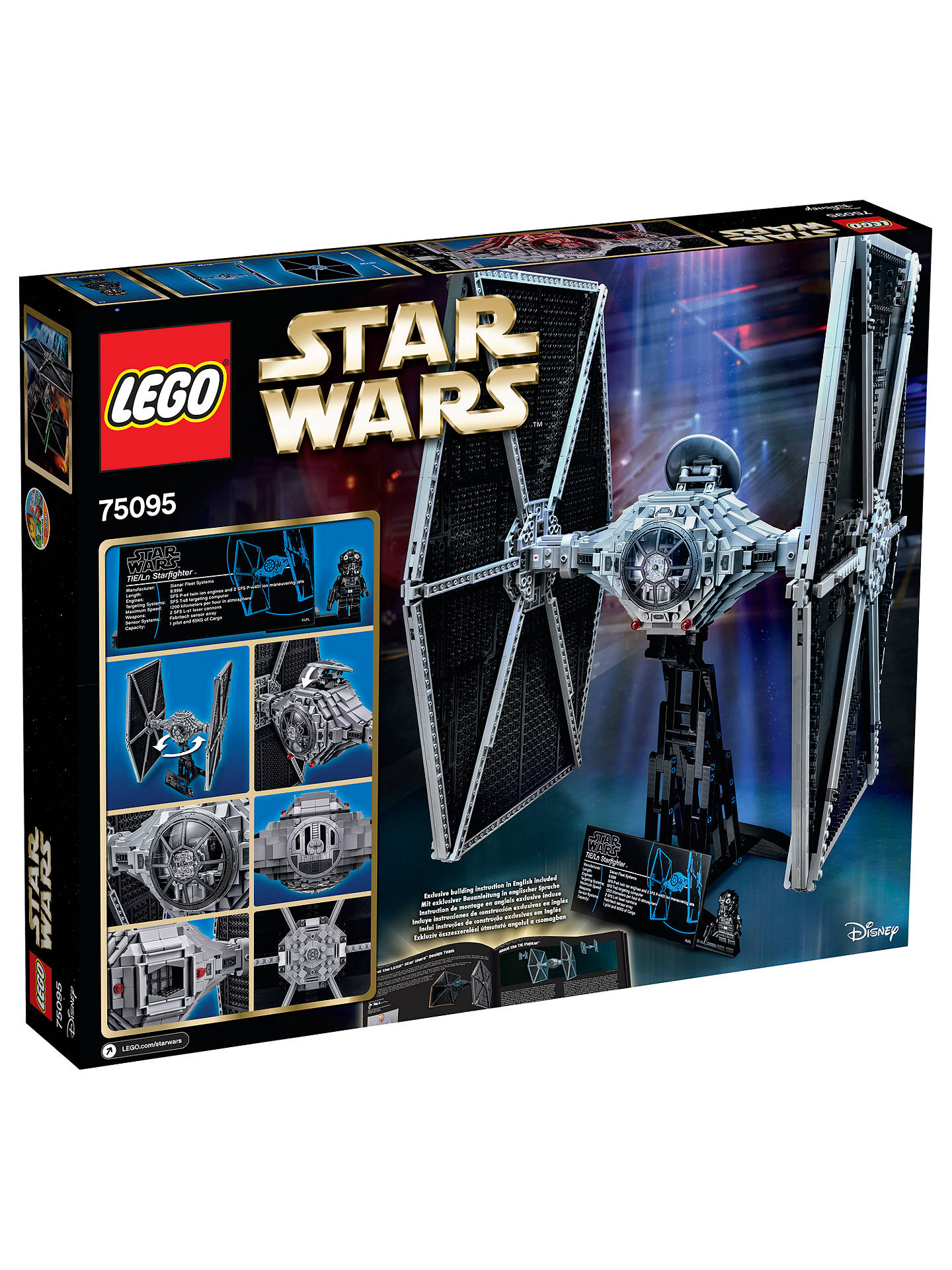 LEGO Ultimate Collector Series LEGO Star Wars 75095 ...