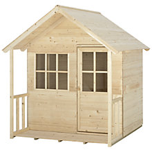 Buy TP Toys Forest Cabin Playhouse Online at johnlewis.com