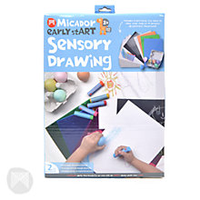 Buy Micador Early stART Sensory Drawing Pack Online at johnlewis.com