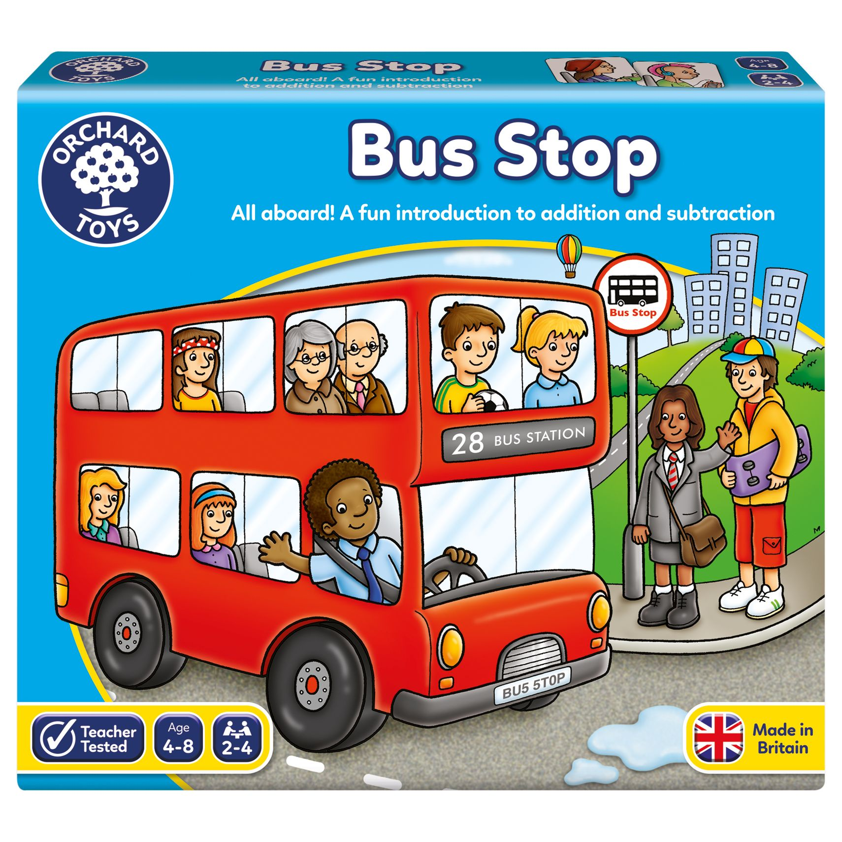 Orchard Toys Orchard Toys Bus Stop Game