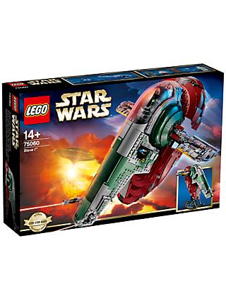 LEGO Star Wars 75060 Slave I Bounty Hunter Ship