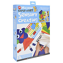 Buy Micador Early Start Sensory Creating Pack Online at johnlewis.com