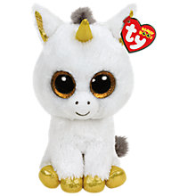 Buy Ty Pegasus Boo Soft Toy, Large Online at johnlewis.com