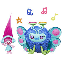 Buy DreamWorks Trolls Poppy's Wooferbug Beats Set Online at johnlewis.com
