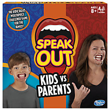 Buy Speak Out Kids V. Parents Game Online at johnlewis.com
