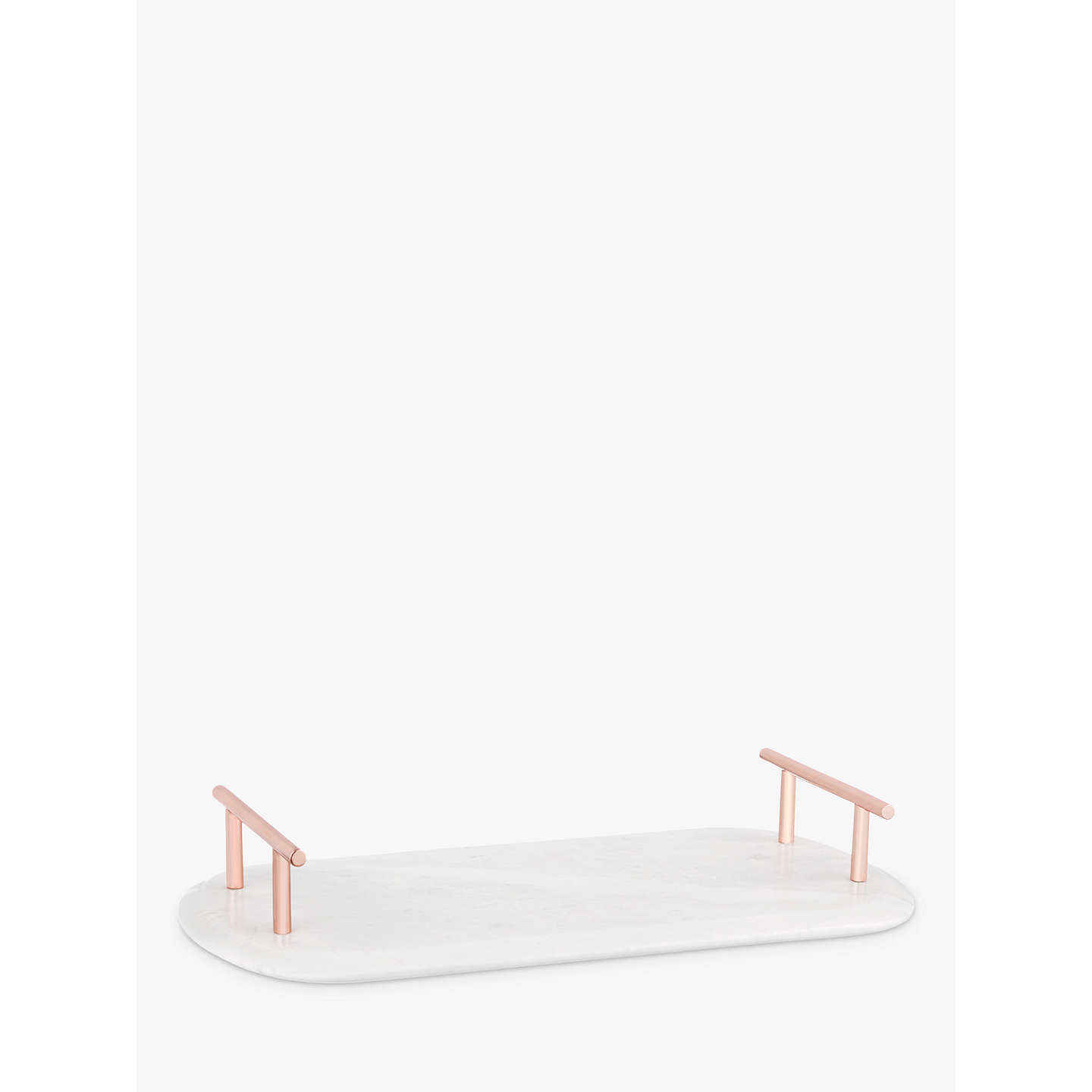BuyCroft Collection Marble Serving Tray Online at johnlewis.com