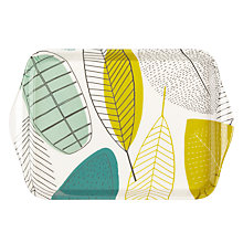 Buy John Lewis Leaves Scatter Tray, Multi, L21cm Online at johnlewis.com