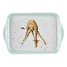 Buy Royal Worcester Wrendale Giraffe Scatter Tray, L20cm Online at johnlewis.com
