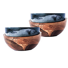 Buy Sparq Ice Cream Bowls, Set of 2 Online at johnlewis.com