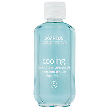 Buy AVEDA Cool Balancing Oil Concentrate, 50ml Online at johnlewis.com