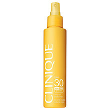 Buy Clinique Virtu-Oil Body Mist SPF 30, 144ml Online at johnlewis.com