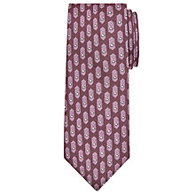Buy Richard James Mayfair Geo Spot Silk Tie Online at johnlewis.com