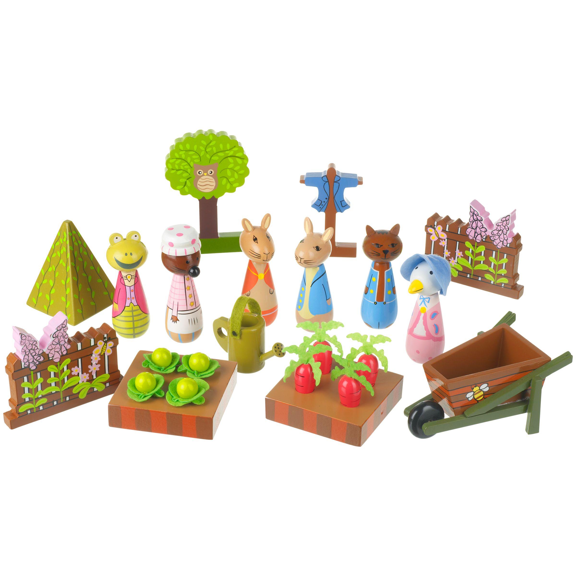 Orange Tree Orange Tree Peter Rabbit Wooden Play Set