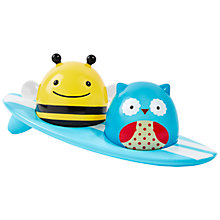 Buy Skip Hop Zoo Light Up Surfers Bath Toy Online at johnlewis.com