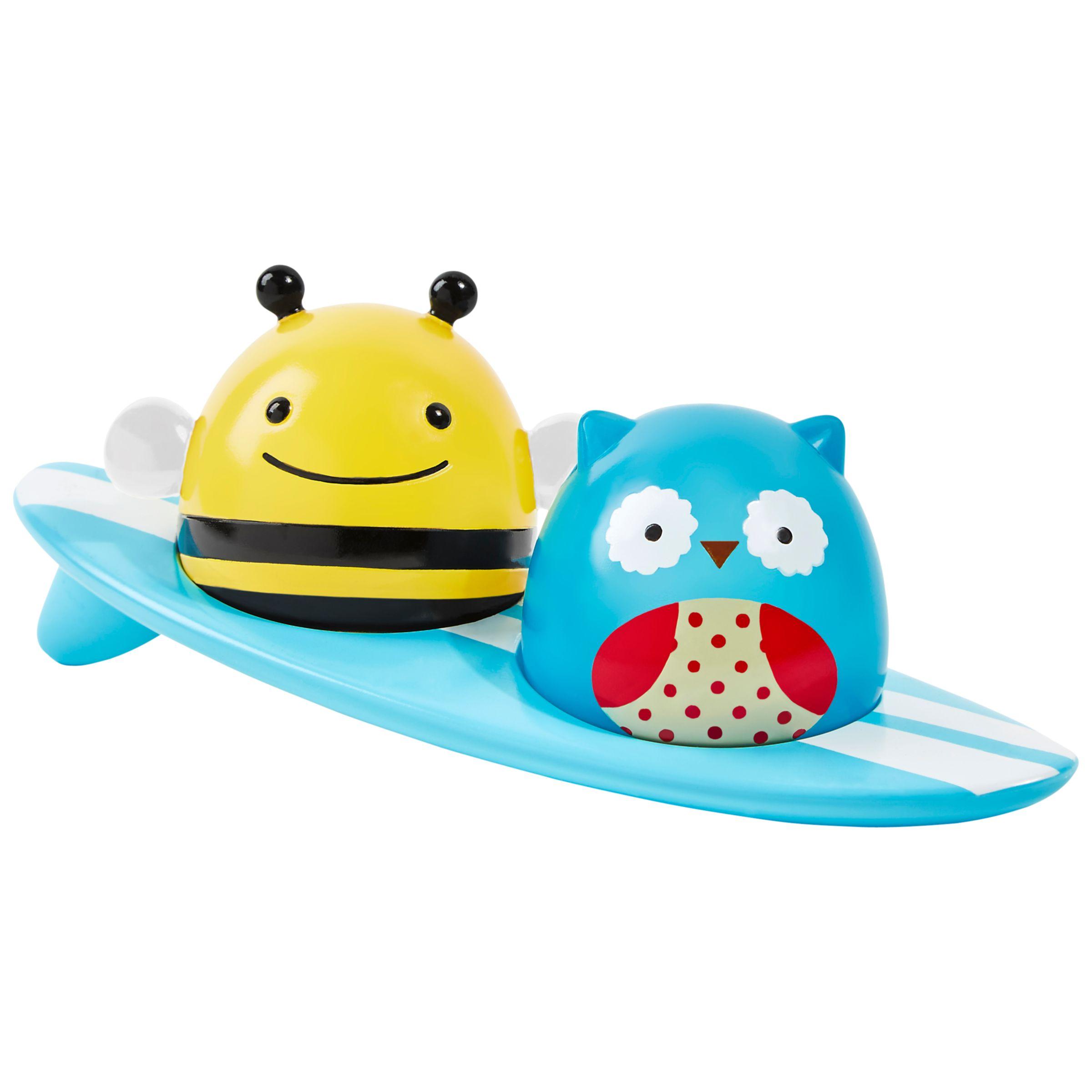 Skip Hop Skip Hop Zoo Light Up Surfers Bath Toy