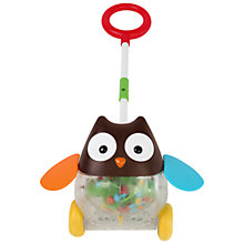Buy Skip Hop Rolling Owl Activity Toy Online at johnlewis.com