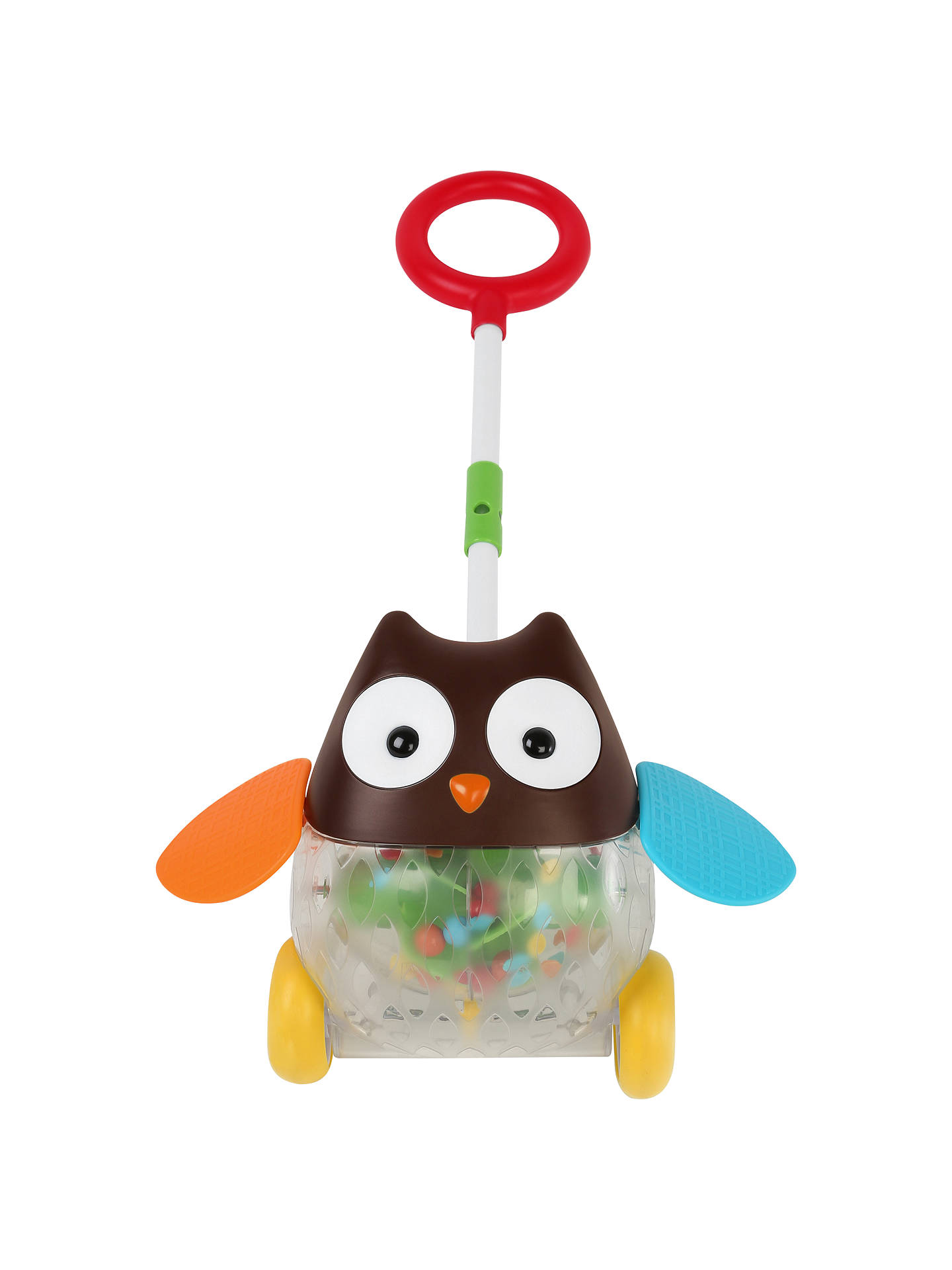 Skip Hop Rolling Owl Activity Toy At John Lewis Amp Partners
