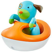 Buy Skip Hop Zoo Rev Up Dog Wave Rider Bath Toy Online at johnlewis.com