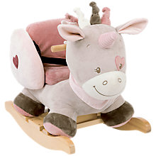 Buy Nattou Jade Unicorn Rocker Online at johnlewis.com