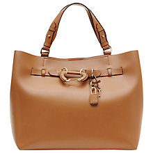 Buy Reiss Bleecker Hardware Detail Tote Bag Online at johnlewis.com