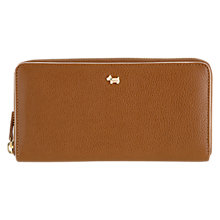 Buy Radley Blair Large Zip Around Leather Purse Online at johnlewis.com