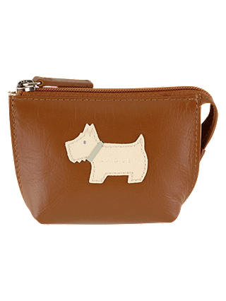 Radley Heritage Dog Small Leather Coin