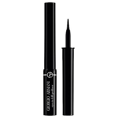 Buy Giorgio Armani Armani Cruise Eyes To Kill Proliner Online at johnlewis.com