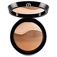 Buy Giorgio Armani Sunset Bronzing Palette Online at johnlewis.com
