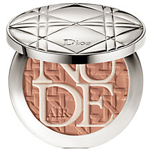 Buy Dior Diorskin Air Compact Glow Powder, 002 Amber Tan Online at johnlewis.com