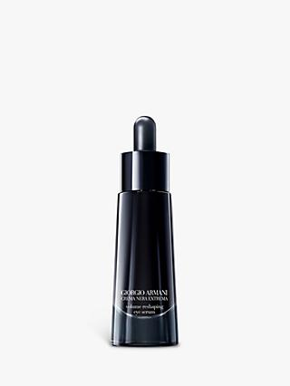 Giorgio Armani Crema Nera Volume Reshaping Eye Serum, 15ml