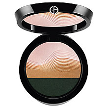 Buy Giorgio Armani Armani Cruise Sunset Eye Palette Online at johnlewis.com