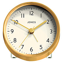 Buy Jones The Tibbet Alarm Clock Online at johnlewis.com