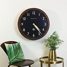 Buy Newgate Billingsgate Large Wall Clock, Dia.60cm Online at johnlewis.com
