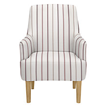 Buy John Lewis Perth Armchair, Light Leg Online at johnlewis.com