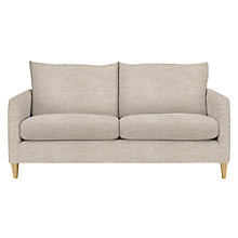 Buy John Lewis Bailey Small 2 Seater Sofa, Light Leg Online at johnlewis.com