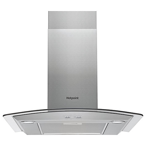 Buy Hotpoint Phgc6 5fabx Chimney Cooker Hood Stainless