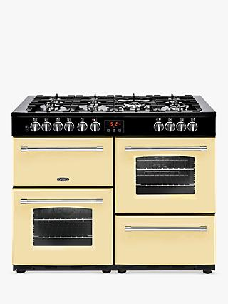 Belling Farmhouse 110DF Dual Fuel Range Cooker