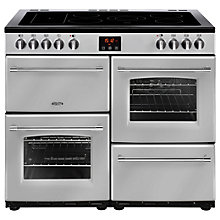 Buy Belling Farmhouse 100E Electric Range Cooker with Ceramic Hob Online at johnlewis.com