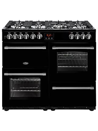 Belling Farmhouse 100DF Dual Fuel Range Cooker