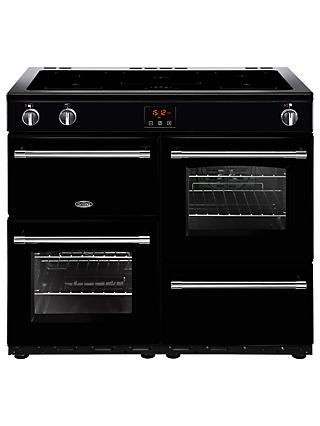 Belling Farmhouse 100EI Electric Induction Range Cooker