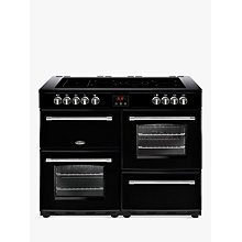 Buy Belling Farmhouse 110E Electric Range Cooker with Ceramic Hob Online at johnlewis.com