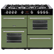 Buy Belling Farmhouse 110G Gas Range Cooker Online at johnlewis.com