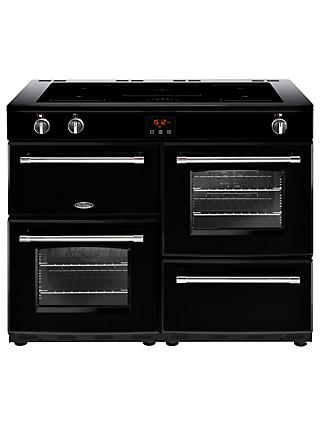 Belling Farmhouse 110EI Electric Induction Range Cooker