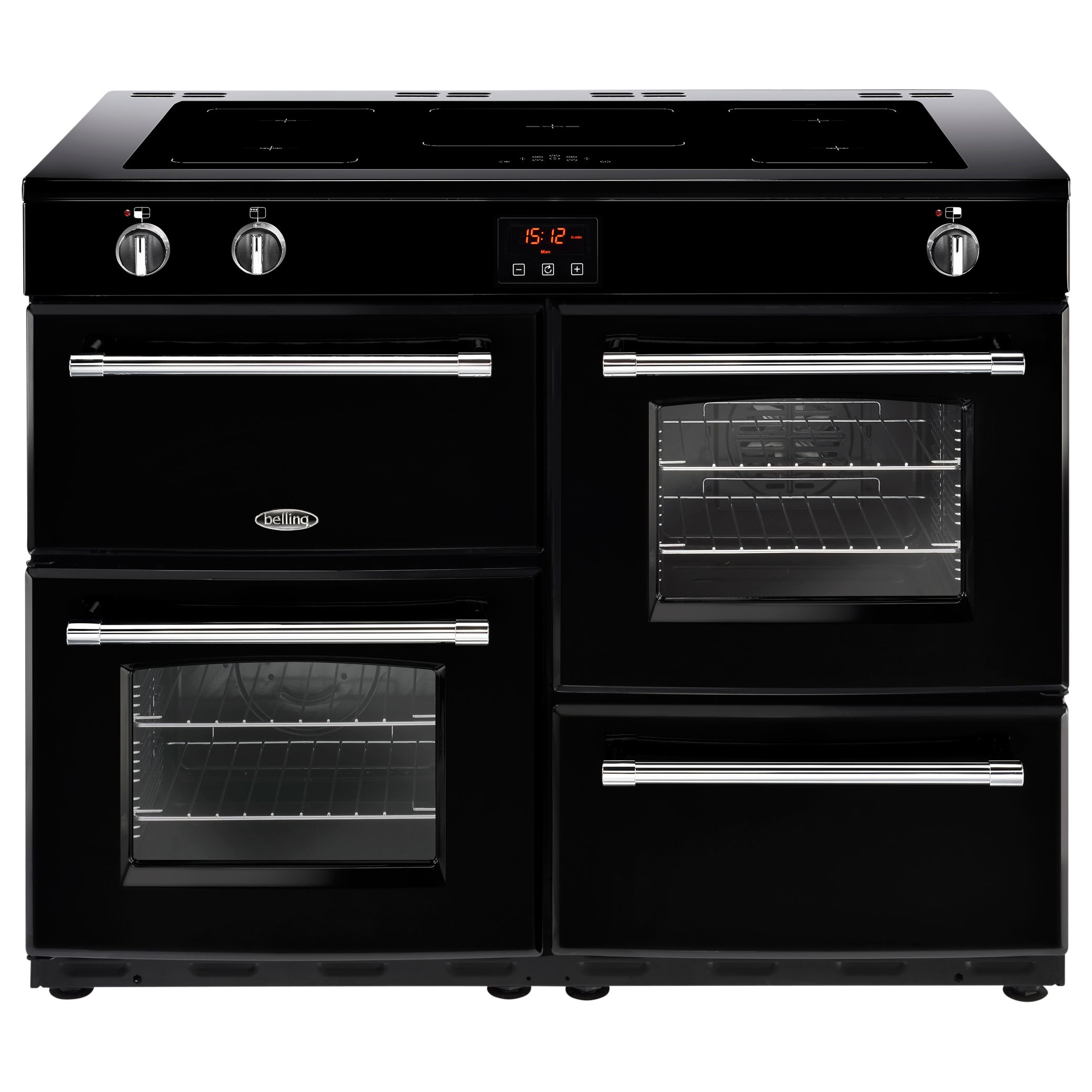 Belling Belling Farmhouse 110EI Electric Induction Range Cooker