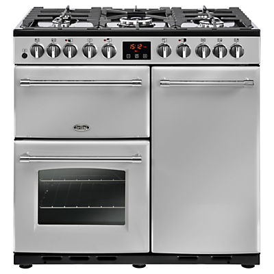 Image of Belling Farmhouse 90DFT Deluxe Dual Fuel Range Cooker