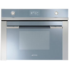 Buy Smeg SF4120VC Linea Aesthetic Combination Steam Oven Online at johnlewis.com
